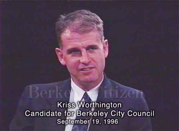 Kriss Worthington 1996