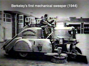 Berkeley Sweeper 1944