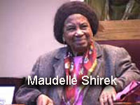 Maudelle Shirek, Berkeley vice mayor & 8 term councilmember